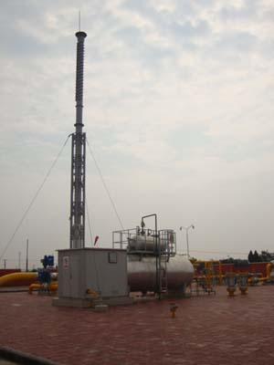 湖北化肥分公司水套式加热炉